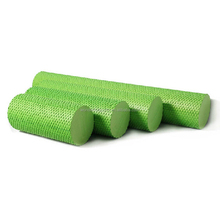 EVA cover PVC core hollow yoga foam roller in exercise different colors