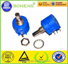 BONENS WXD3590S Precision 10 turn Wirewound linear potentiometer 10k ohm