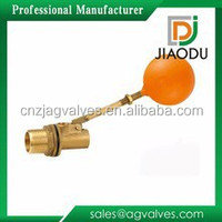 china manufacture high quality dn25 brass floating ball valve for toilet