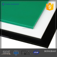 HDPE property, custom-make plastic board, wear poly board price