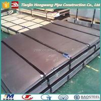 tensile strength of steel plate