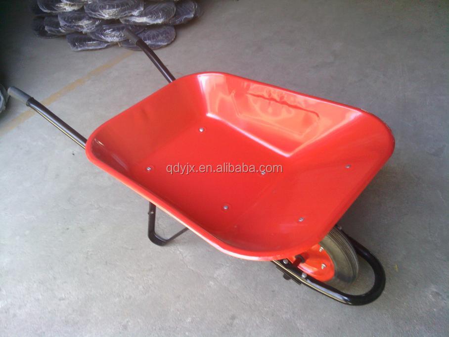 China hot sale model power wheelbarrow for sale wb6400 for Motorized wheelbarrows for sale