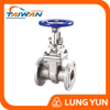 12 INCH STAINLESS STEEL ELECTRIC ACTUATED BUTT WELD GATE VALVE