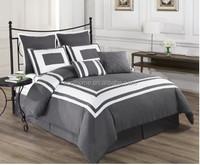 Cozy Lux Decor Collection 8 pcs Comforter bedding Set