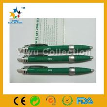 promotion banner pen,led promotional pen,promotional magic cube pen