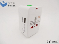 HD-931L-C alibaba china unique multiple travel adapter for thailand