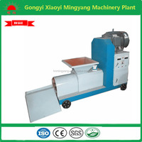 China made easy operation 120kg per hour biomass fuel briquette making machine for charcoal making