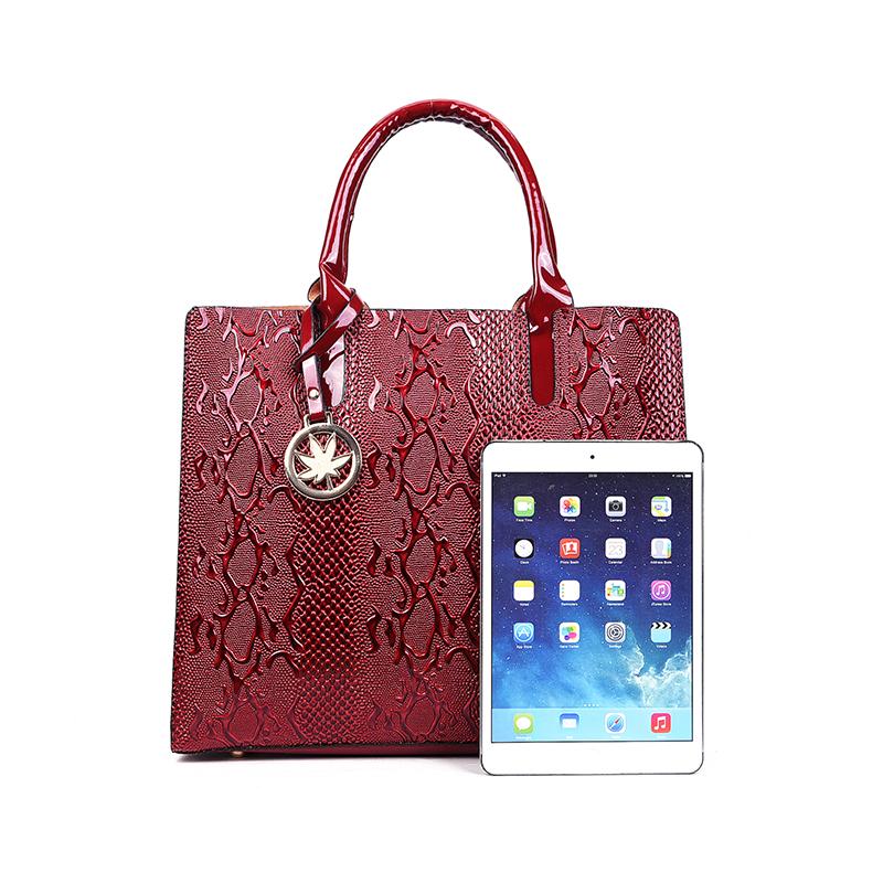 Günstige Private Label kleine Phantasie Luxus Tote Kanal Handtaschen Taschen für Frauen aus China