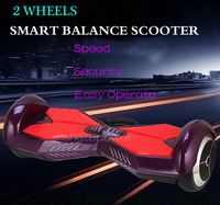 2015 Cool sport off road self balancing 2 weel scooter with bluetooth