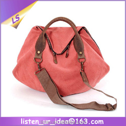 Eco Canvas Casual Stylish Tote Bag for Women