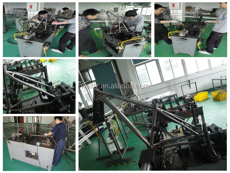 Waltly frame first aligenment checking after welding.jpg