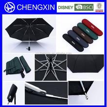 OEM&ODM factory solid black carry bag umbrella, portable umbrella for sale