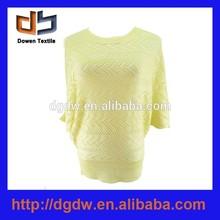 suéter de lana de diseño para la niña