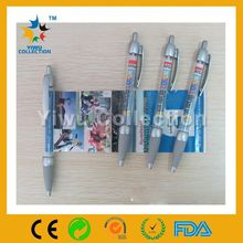 Best Price Twist Promotional Advertising Shine Slim Metal Ball Pen