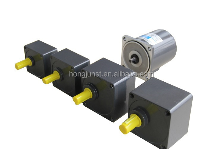high quality 15W high speed high voltage DC brushless gear motor