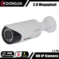 DONGJIA DJ-IPC-HD8803TRV outdoor onvif h.264 Bullet 1080p ip camera waterproof, wan camera