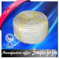 durable high strength nylon large fishing nets 2.5mm nylon rope