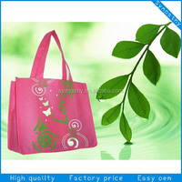 shopping tote recycled bag/wedding dress bags wholesale