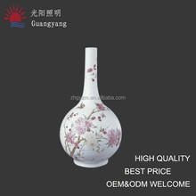 beautiful high quality decorative vase made in china