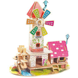 China products children toys Wooden Toys wooden house price