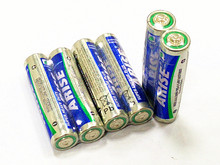 1.5v aa r6 carbon dry cell from China battery manufacturer