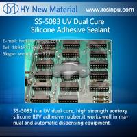 UV Dual Cure Silicone Sealant Adhesive