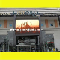 full xx video led display board truck mobile led display