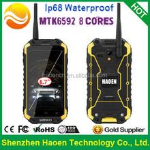 Best 4.7 Display Octa Core Unlocked 2G+32G GPS 3G Long Battery NFC Verizon Gorilla Android Smart phone ( Black )
