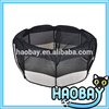 Folding waterproof pet playpen dog enclosure