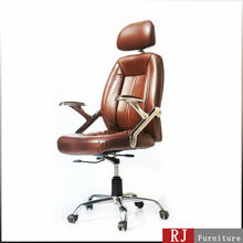 2015 Foshan leather office chair/executive office chair/double function leather chair