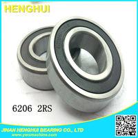 good quality motorcycle bearing 6204 6205 6206 deep groove ball bearing