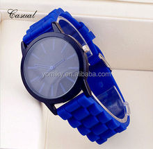 International World Famous Fashion Silicone Jelly Wrist Watch watches for large wrist women