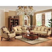 reclining lounge sofa set with armrest