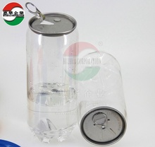 500ml PET Plastic Beverage Bottle