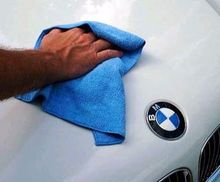 factory promotion microfiber cloth for car cleaning comfortable