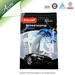 Eco-friendly Car Air Freshener Custom Scents Wholesale Air Freshener