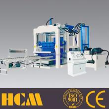 hydraulic brick making machine QTY10-15C match making equipment