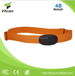 Lower price multifunctional bluetooth 4.0 heart rate monitor with different colour