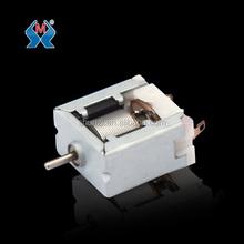 020 de forma cuadrada mini motor eléctrico para juguete