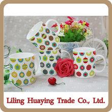 11oz ceramic christmas mugs for kids print with cute designs