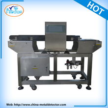 Conveyor belt food metal detector .metal detector food safety