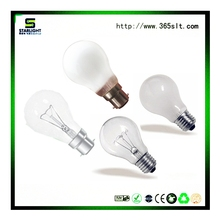 incandescent lamps 100w 12v light bulb