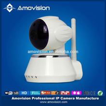 QF510 HD image quality CMOS 1 megapixel ip camera Pan&Tilt Security Network Camera System