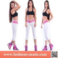2015 Fashion Spandex Yoga Pants
