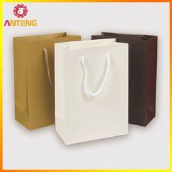 Custom Quilt Bag Packaging Bags Advertising Paper Bag