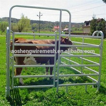 Temporary Cattle Fence Panels(SO9001/Low price/professional )