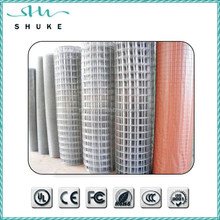 Factory direct sale 1/4 inch galvanized welded wire mesh