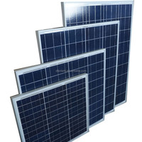 Silicon cells photovoltaic panels Max. Power 230w