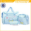 Hot selling mom and baby bags collection cute baby products organizer bag
