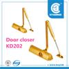 2015 hot KD202 hydraulic adjust dorma cabinet door closer hinges/floor spring hinges